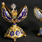 Яйца Фаберже: Кем на самом деле были изготовлены знаменитые шедевры?
