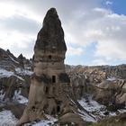 Национальный парк Гёреме: чудо под открытым небом