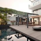 4-этажный дом в пригороде Гонконга