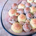 Почему я раньше так не готовила! 23 шарика вкусного удовольствия в духовке!