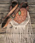 Модные сумки в стиле бохо