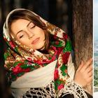 Как носить платок этой осенью