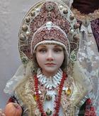 Удивительные  куклы Алёны Абрамовой