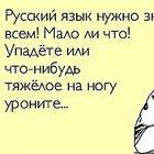 Тонкости русского языка в открытках