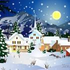 Зима взмахнула белым веером (Стих)