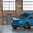 Новый VW Caddy: Старый трудяга на новый лад