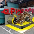 Потрясающие 3D-граффити португальского уличного художника ODEITH