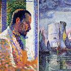 Поль Синьяк – художник, который рисовал картины, увидеть которые можно только с определённого расстояния