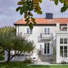 Прекрасное преображение 100-летнего дома в Мальмё