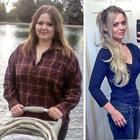 16 человек показали свои фото до и после похудения, и это вдохновляет покруче обложек журналов