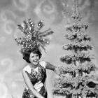 Советские знаменитости на новогодних фотографиях