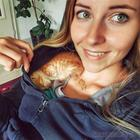 Люди и кошки: любовь, попавшая в фотообъектив