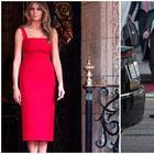 6 модных уловок Мелании Трамп, которые помогают даже в сдержанной одежде выглядеть дорого