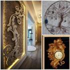 Изумительный декор стен для вашего дома