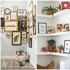 16 стильных идей, как сделать полезными и красивыми все углы в доме