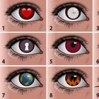 Выберите одну из картинок — пройдите простой тест девяти глаз!