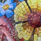 Садовая мозаика