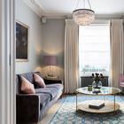 Элегантный и стильный современный интерьер в Лондоне