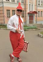 В российской провинции появился 70-летний стиляга-пенсионер
