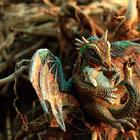 Русский умелец создаёт фигурки мистических животных, которые выглядят, как реальные персонажи