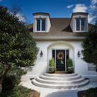 Цветы и гармония: красивый дом в Северной Каролине