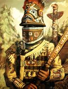 Рыцари в деревянной броне - тлинкиты, аборигены Аляски