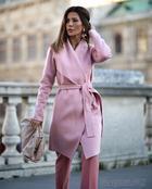 Модный цвет пальто осени 2021: потрясающие идеи для стильных красоток