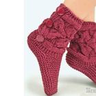 Как связать женские, мужские и детские носки на 2 спицах: простой способ для начинающих с подробным описанием
