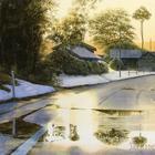 Акварели. Художник из Японии Абэ Тосиюки / Abe Toshiyuki