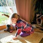 Вот почему в доме, где растёт ребёнок, должна быть собака!