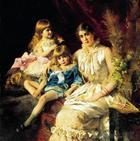 Константин Егорович Маковский (1839- 1915). История жизни и история картин