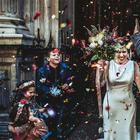 20 свадебных фотографий с международного конкурса, каждая из которых наполнена эмоциями и радостью жизни