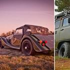7 легендарных и старых автомобилей, которые все еще стоят на конвейере