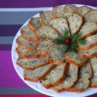 Бюджетная закуска на Новогодний стол. Готовьте вдвое больше, уж очень вкусно!