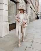 Модное пальто этой осени