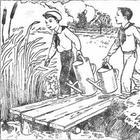 Задача на сообразительность: Кто принесет домой больше воды?