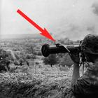 Что за приспособление использует солдат вермахта?