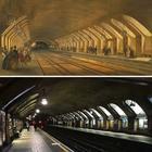 """Фотографии """"тогда и сейчас"""", показывающие, как время меняет места и объекты"""