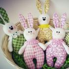 Шьем заек для малышей