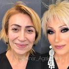 25 женщин до и после макияжа, которых косметика изменила буквально до неузнаваемости