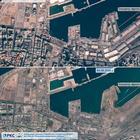 «Роскосмос» показал  Бейрут до и после взрыва