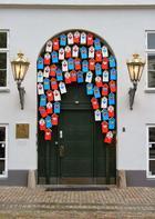 17 фантастических дверей со всего мира, которые выглядят, как настоящие произведения искусства