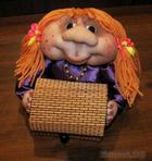 Как можно использовать старые колготки? Куклы из капроновых колготок своими руками: пошаговая инструкция