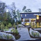 Дом архитектора в США