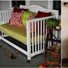Трансформация старого барахла в новую современную мебель для дома
