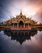 Фотограф путешествует по Азии, запечатлевая красивые узоры повседневной жизни