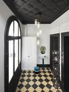 Современный дизайн роскошного исторического особняка в центре Лиля