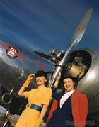1940-е года в цветах Кодахром