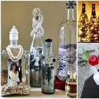 Полезное после приятного: 22 стильные и практичные вещи, которые несложно сделать из бутылок
