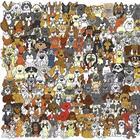 Панда потерялась среди армии собак, а вы сможете найти ее?
